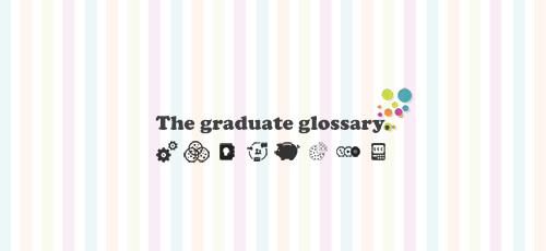 graduate-glossary