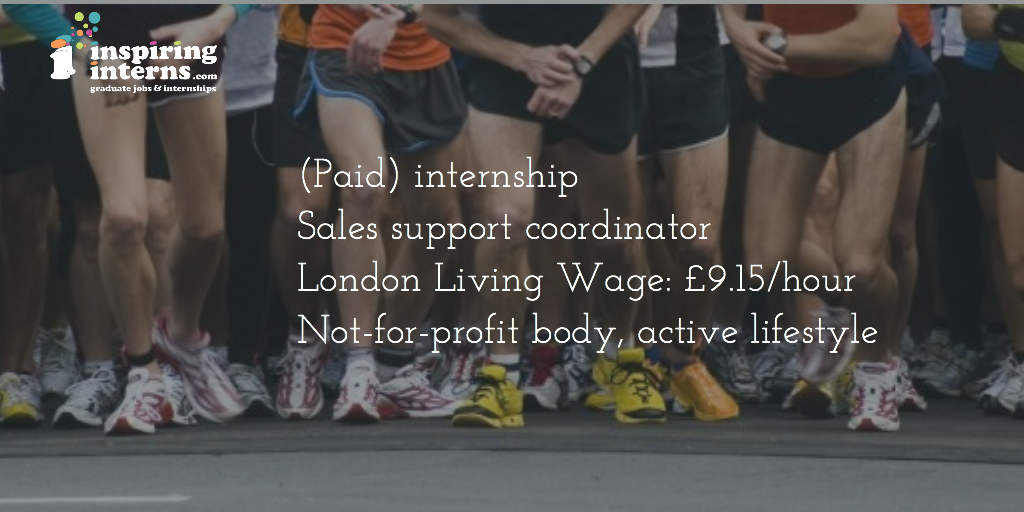 Active-Lifestyle-third-sector-graduate-job-paid-intershio-inspiring-interns