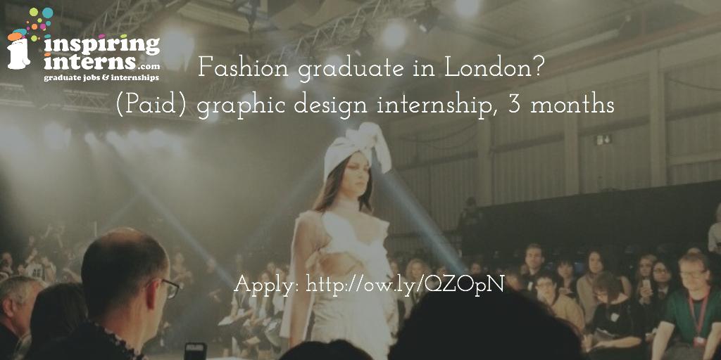 Fashion Graphic Design Internship 1596 Inspiring Interns London Graduate Jobs Internships Paid Inspiring Interns Blog