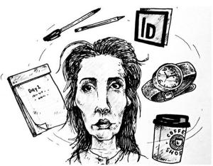 Illustrator Internships Graduate Job USA UK University Student Work Experience Time Management Inspiring Interns Coffee Run Motivation Inspiration