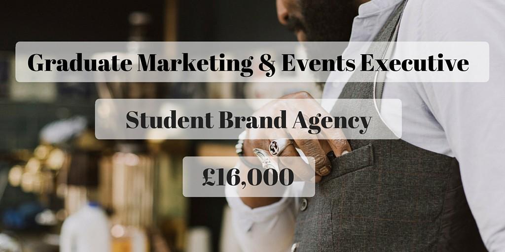 Graduate Marketing & Events Executive