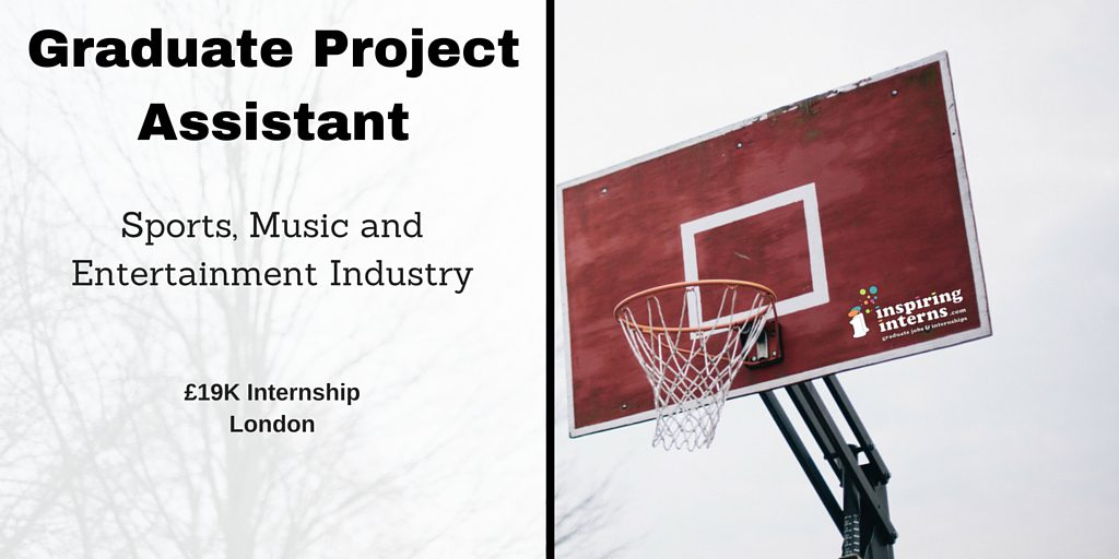 Sports, Music and Entertainment industry