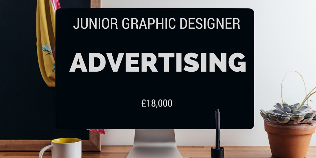 Junior Graphic Designer Job Ad