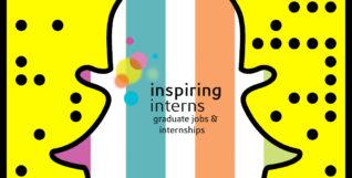 Inspiring Intern's Snapchat logo