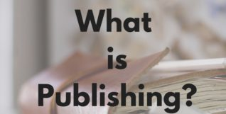 What is Publishing Ebook Front Cover