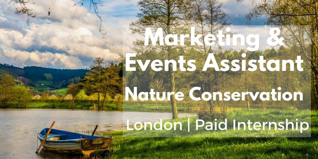 marketing-events-assistantnature-conservation