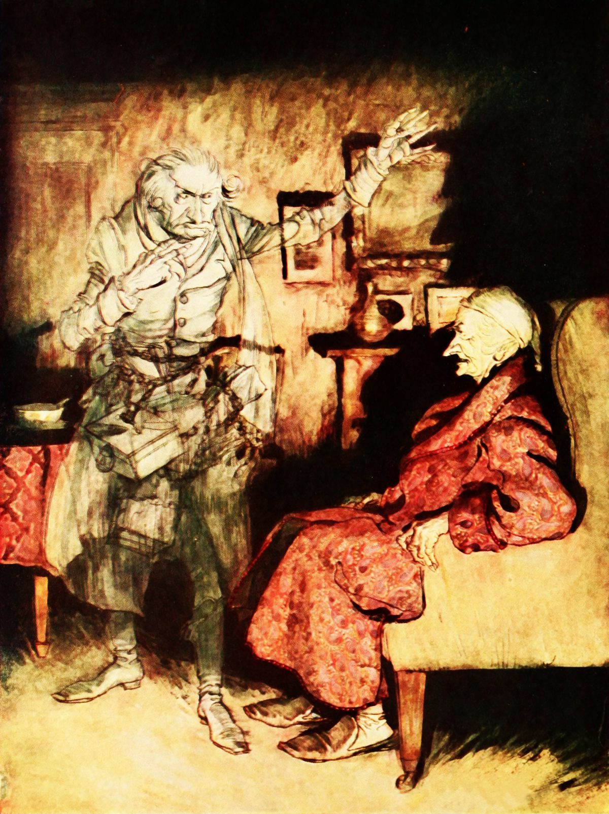A Christmas Carol Scrooge Drawing Easy.3 Lessons Students Should Learn From A Christmas Carol
