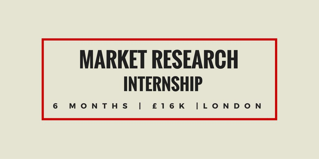 market-research-internship