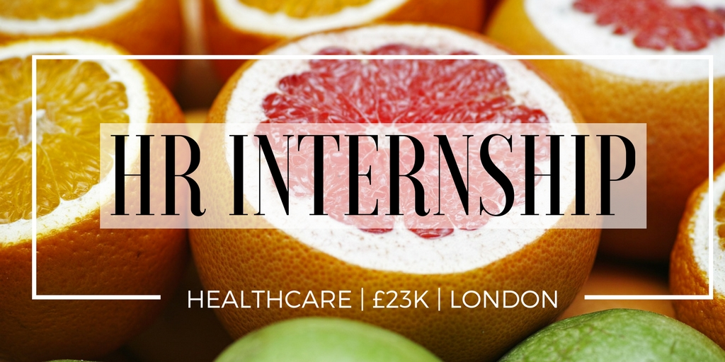 HR INTERNSHIP