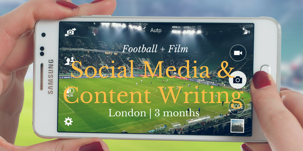 Social Media & Content Writing