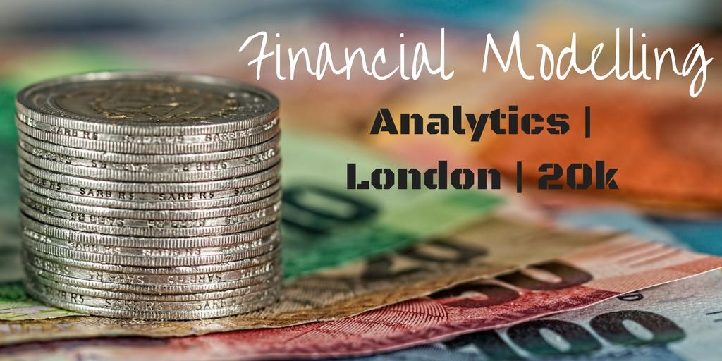 financial modelling internship
