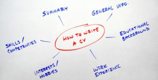 essential elements of a strong cv