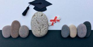 master's graduate
