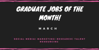 jobs of the month