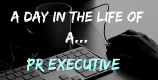 a day in the life pr executive