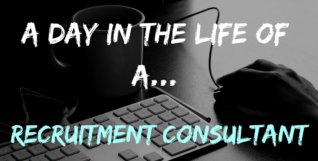 a day in the life of a recruitment consultant