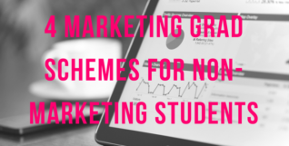 Marketing grad schemes
