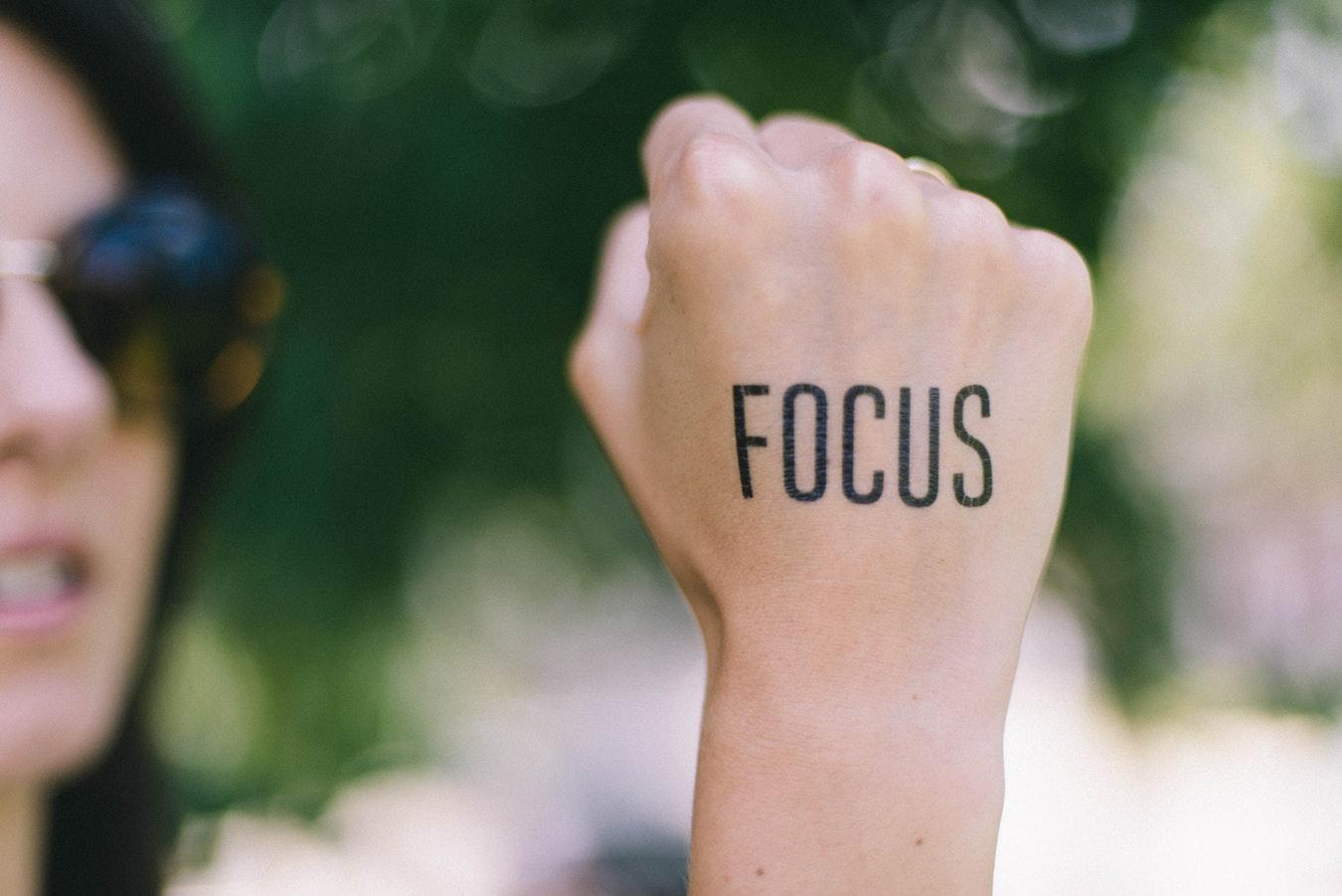 focus concentrate