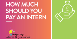how much should you pay an intern